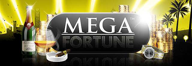 Player won 3,9 millions by Mega Fortune